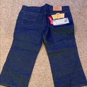 New Levi's 517 Boot Cut Jeans